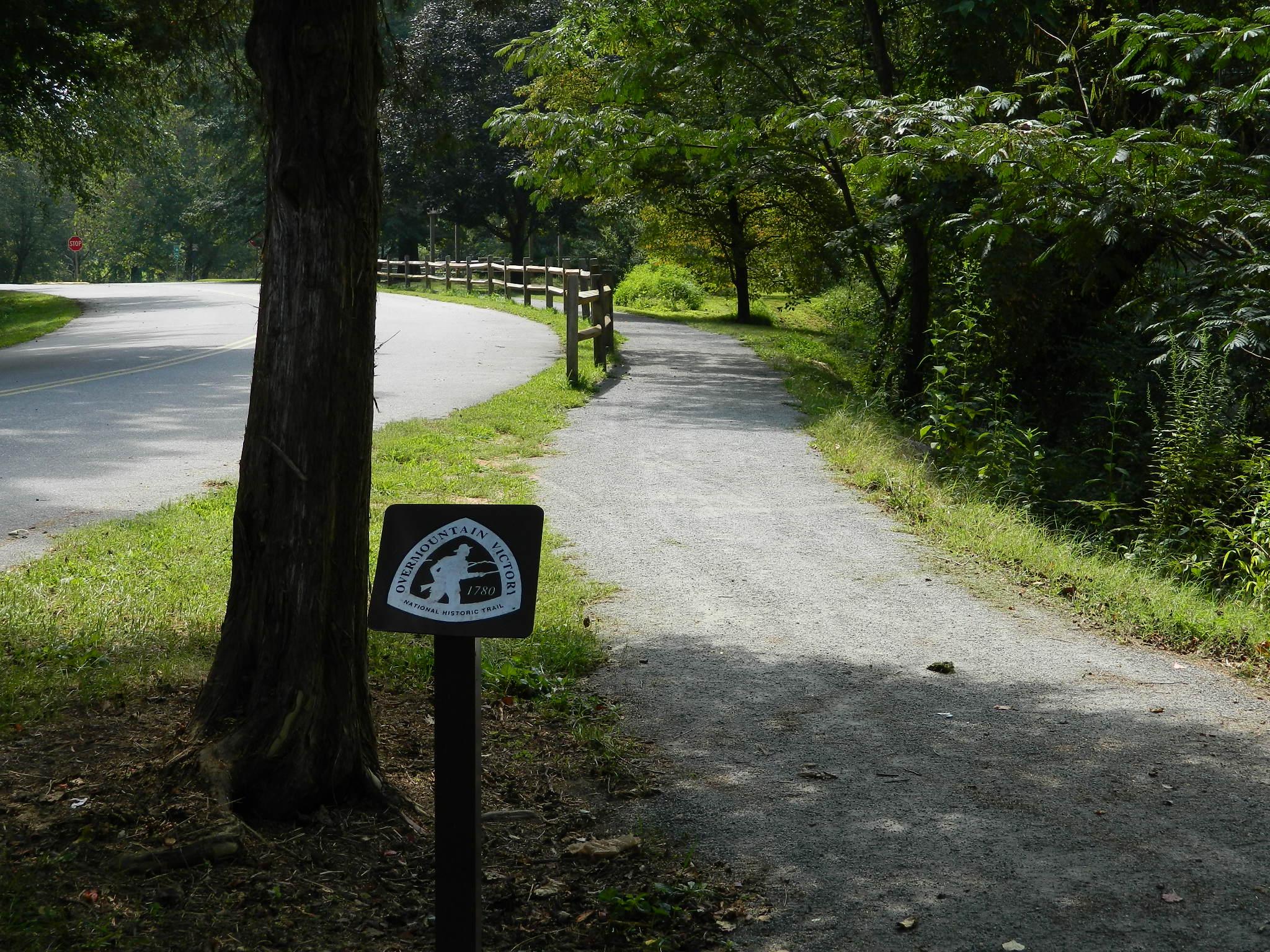 trail, elkin