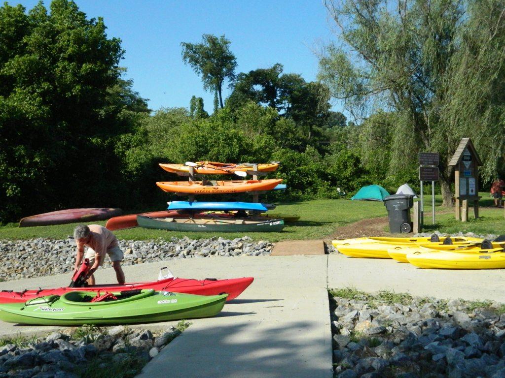 canoe, elkin, yadkin river, kayak
